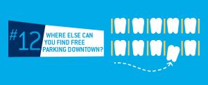 Free Dentist Parking in Downtown Edmonton