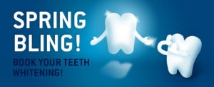 spring bling teeth whitening